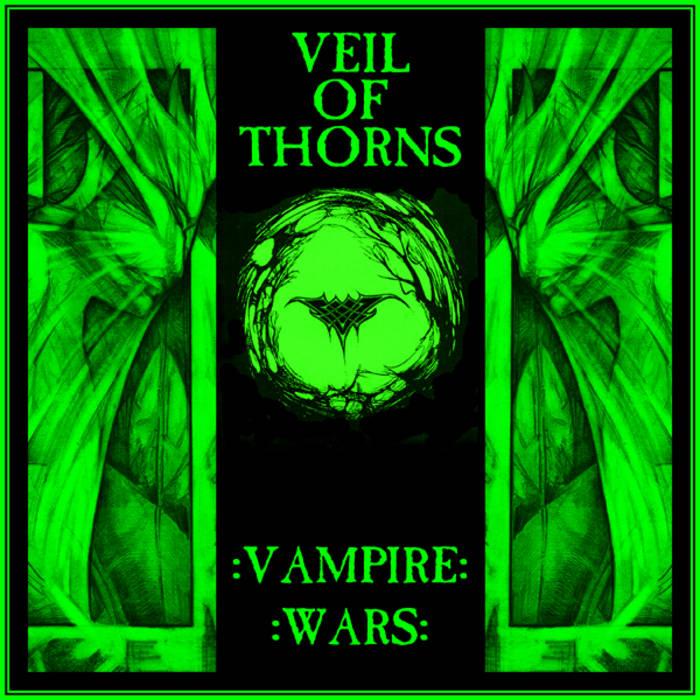 Vampire Wars cover art