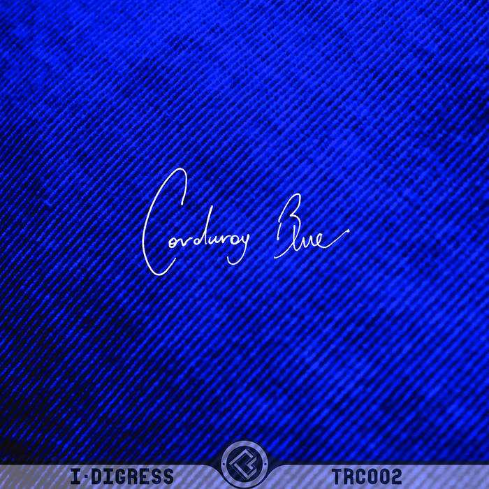 Corduroy Blue cover art