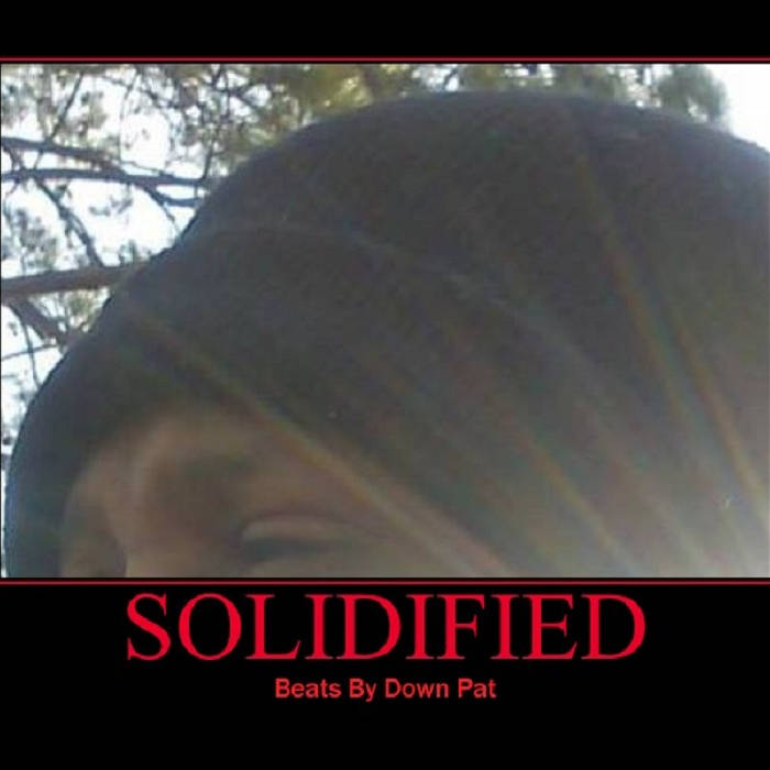 Solidified cover art