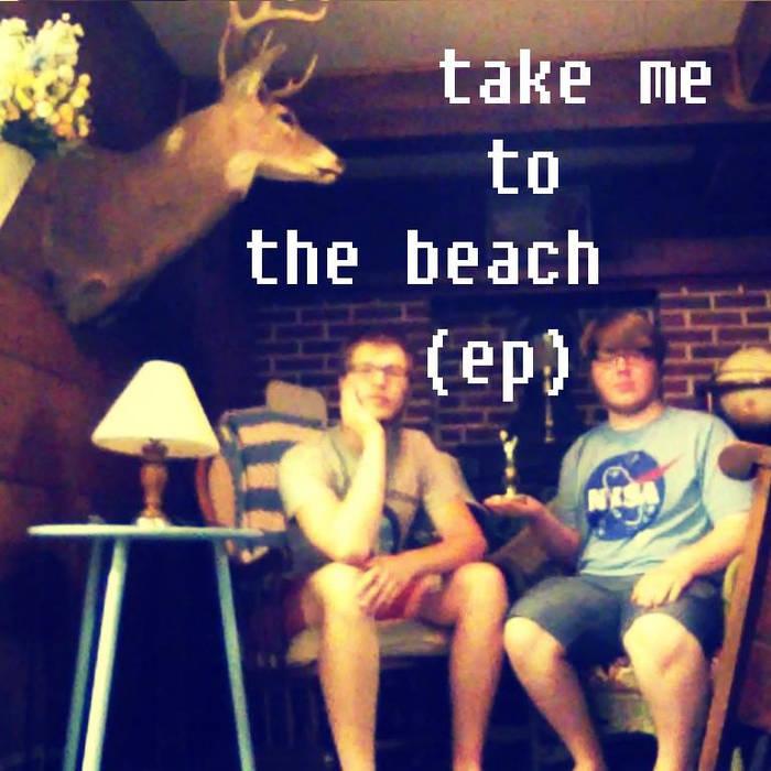 Take Me to the Beach EP cover art
