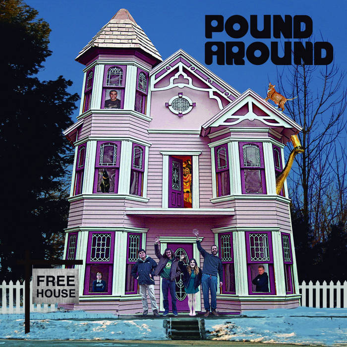Free House cover art