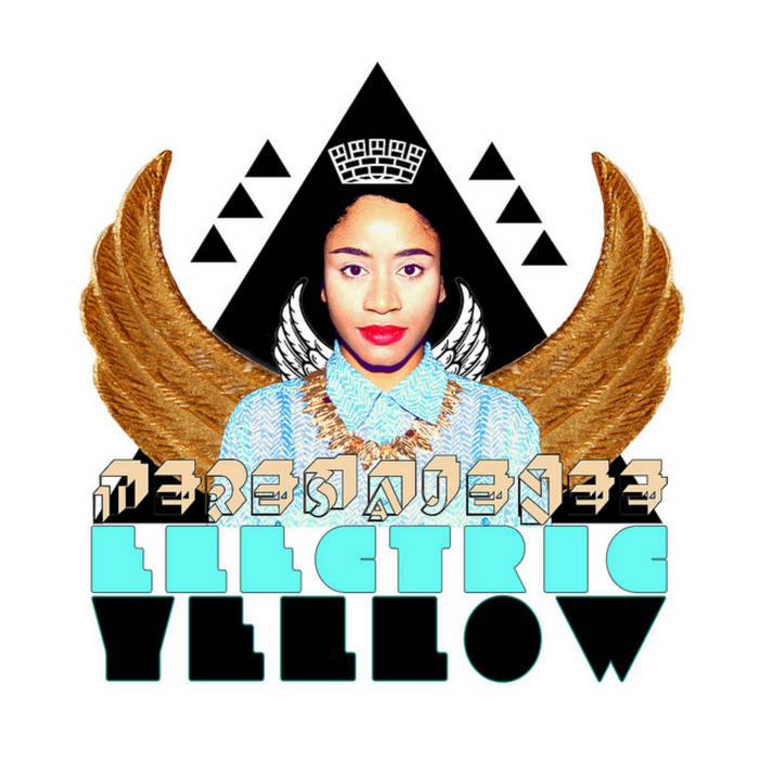 Electric Yellow cover art