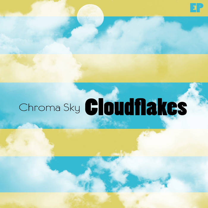 Cloudflakes EP cover art