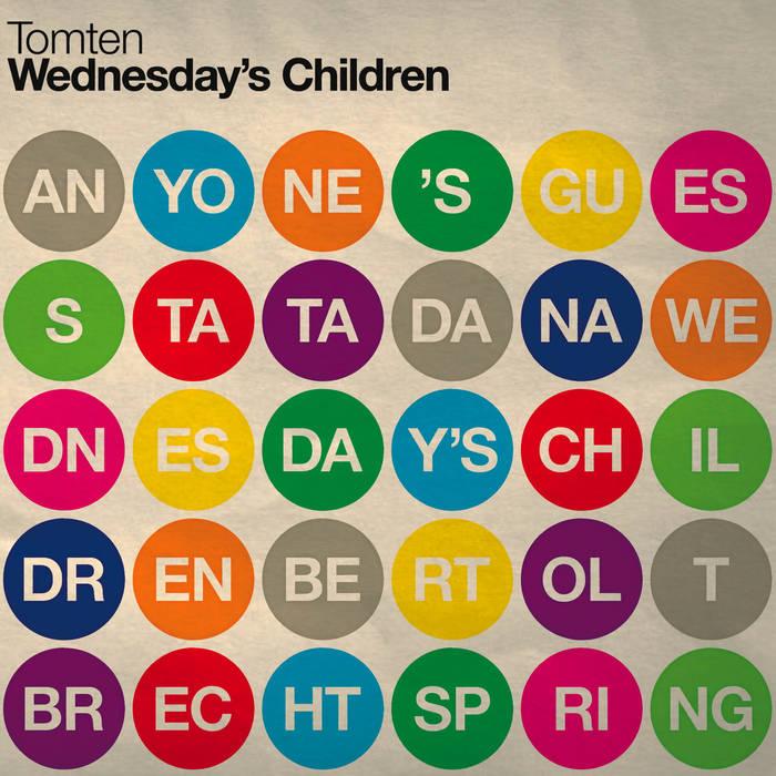 Wednesday's Children cover art
