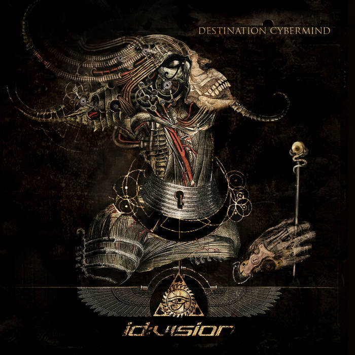 IDVISION - Destination Cybermind cover art