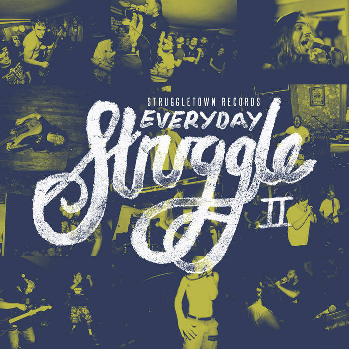Everyday Struggle Vol. II cover art