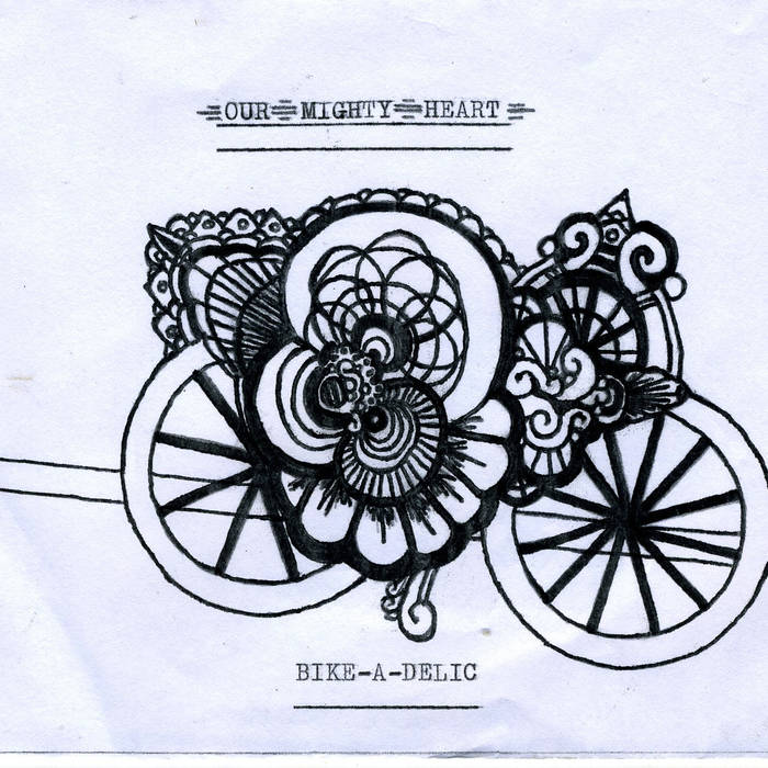 Bike-A-Delic cover art