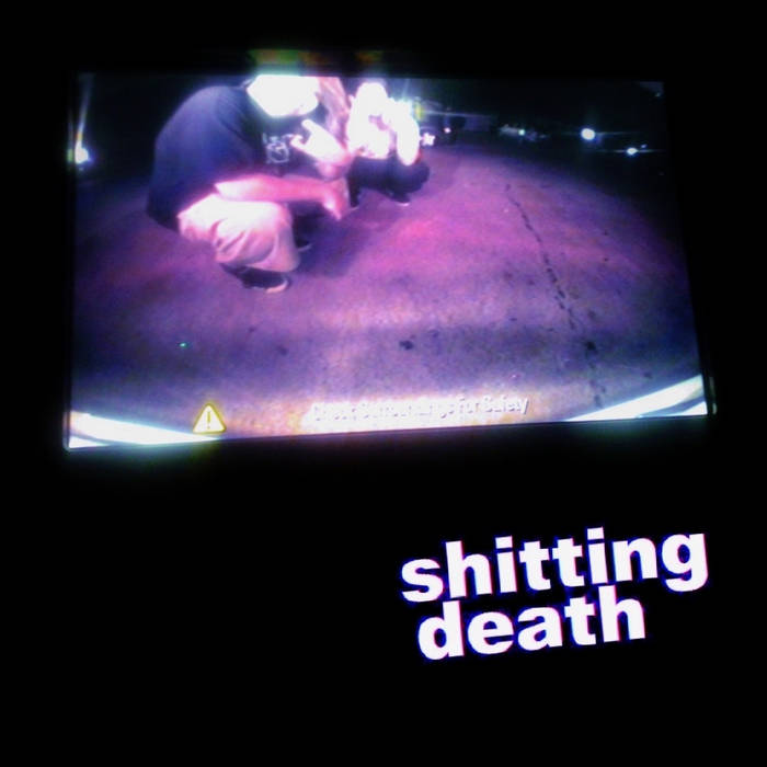Shitting Death cover art