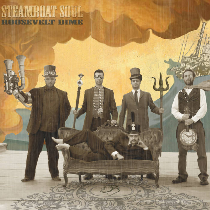 Steamboat Soul cover art