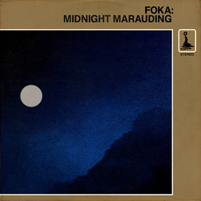 midnight marauding cover art