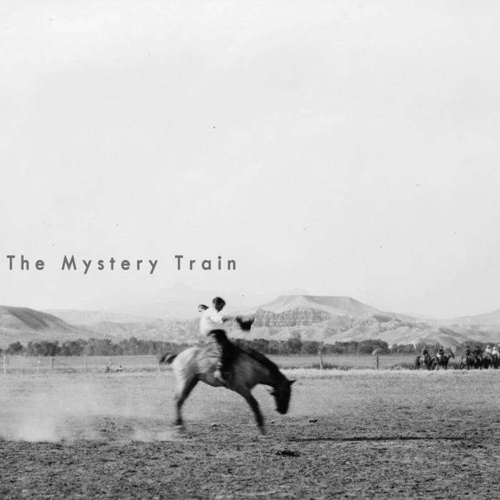 The Mystery Train cover art