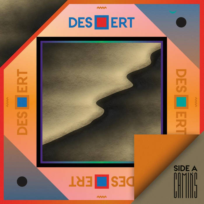 Desert - Camins cover art