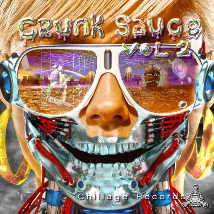 Crunksauce Vol 2 cover art