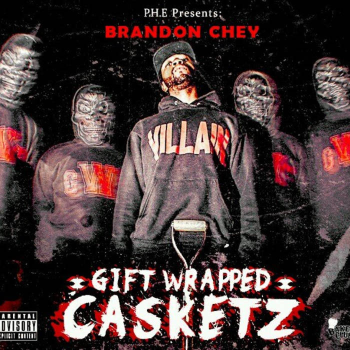 GiftWrappedCasketz cover art