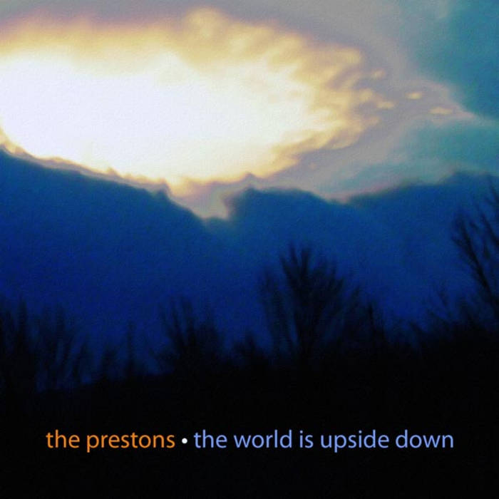 The World Is Upside Down cover art
