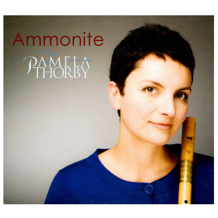 Ammonite by Pamela Thorby cover art