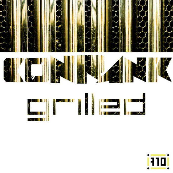 CONRANK - GRILLED cover art