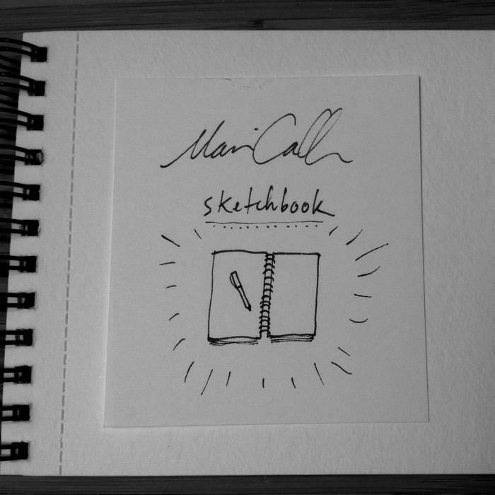 Sketchbook cover art