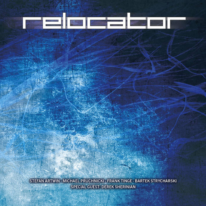 Relocator cover art