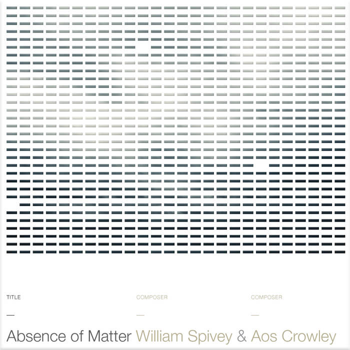 Absence of Matter cover art
