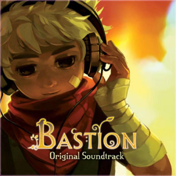 Bastion: Original Soundtrack cover art