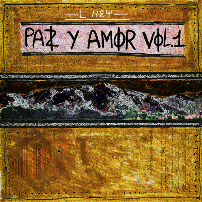 Paz y Amor vol. 1 cover art
