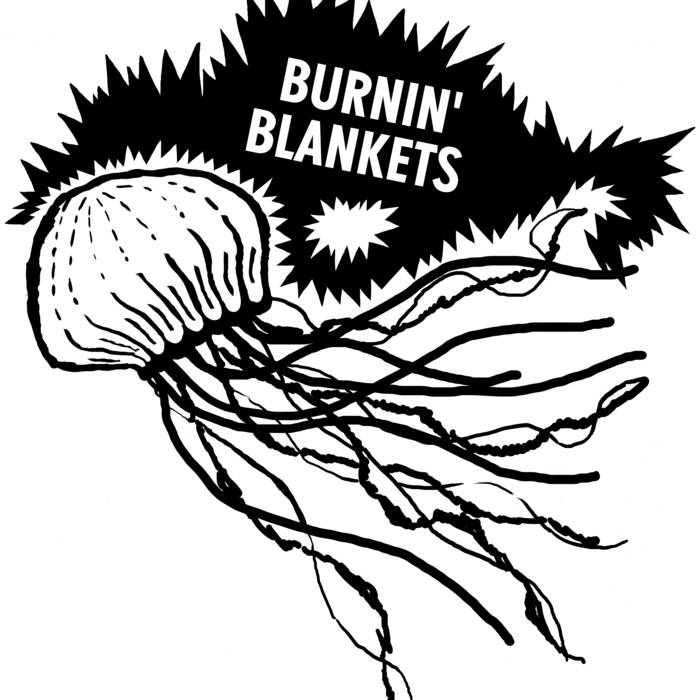 burnin' blankets cover art