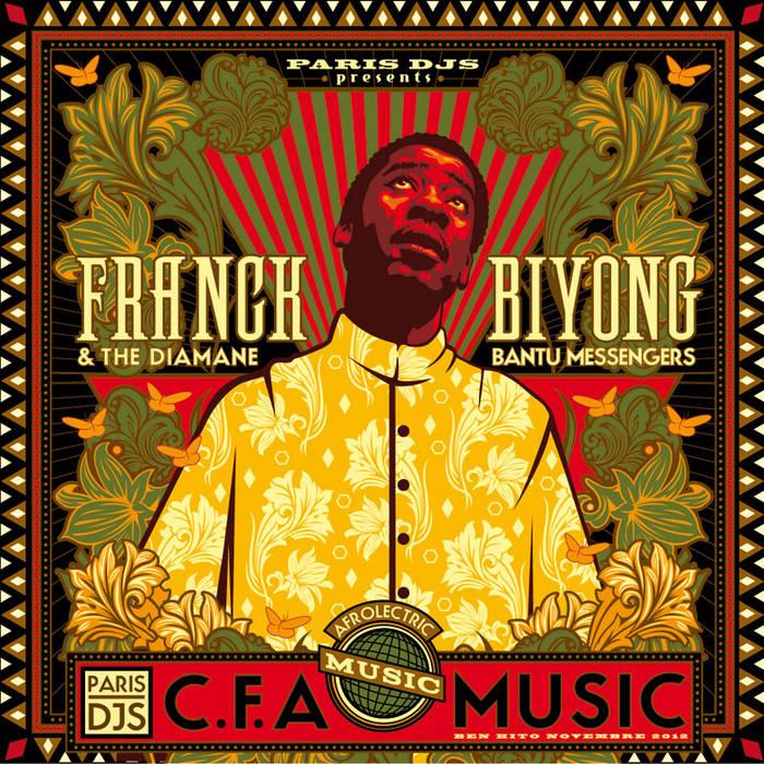 C.F.A. Music cover art