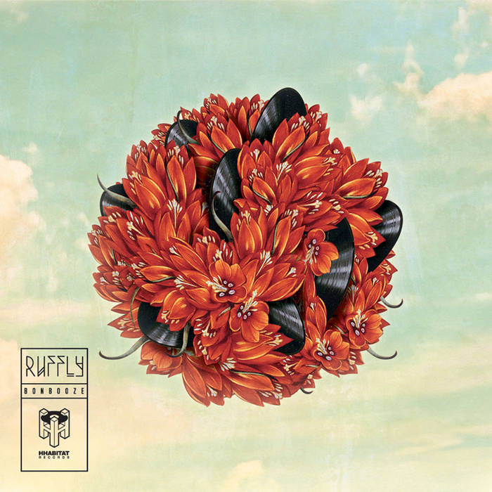 Ruffly cover art