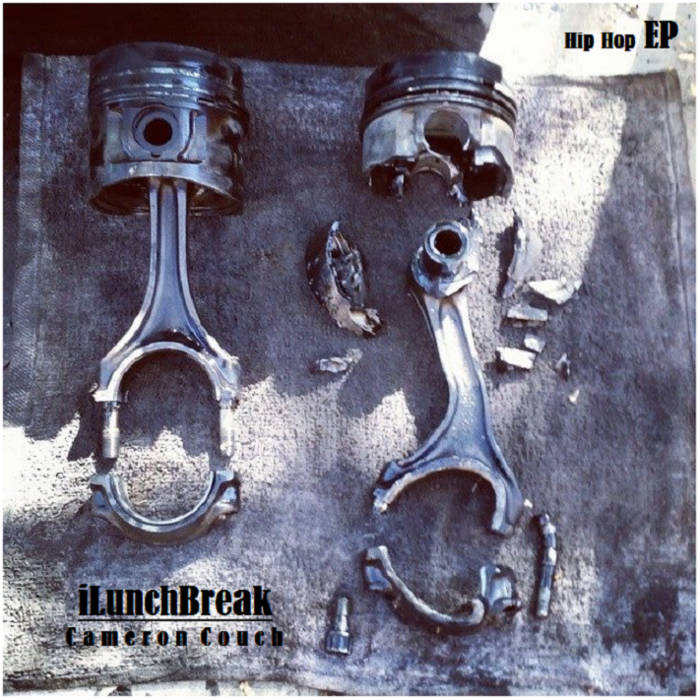 iLunchBreak EP cover art