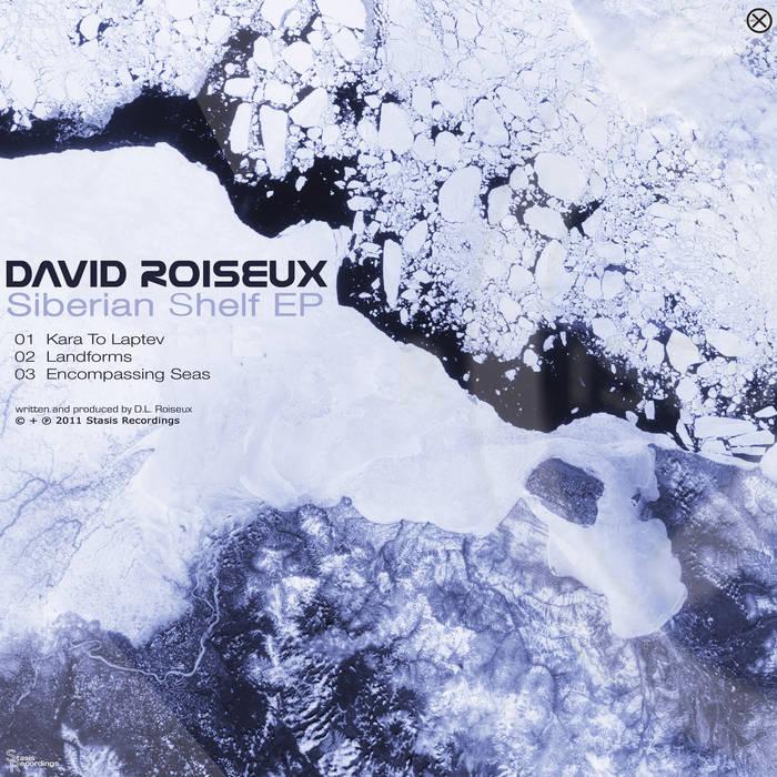 Siberian Shelf EP cover art