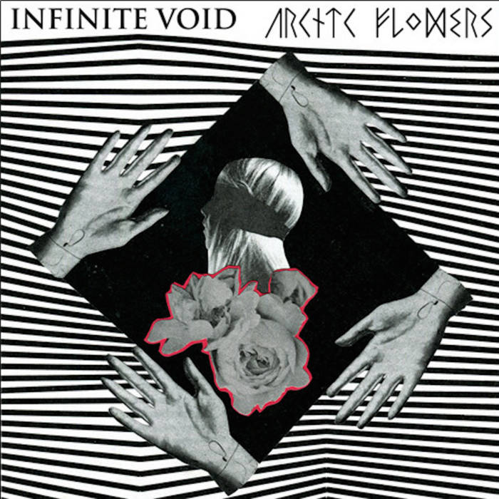 "Split 7"" with Arctic Flowers cover art"