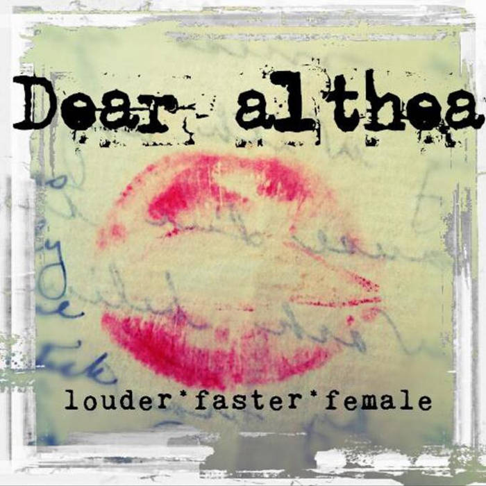 Louder * Faster * Female cover art