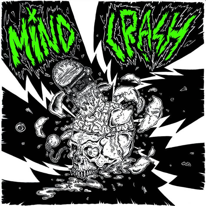 Mind Crash cover art