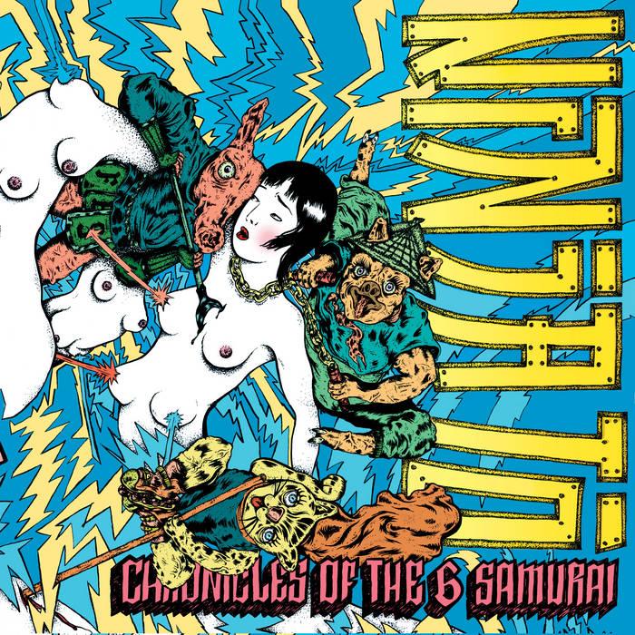 Chronicles Of The 6 Samurai cover art