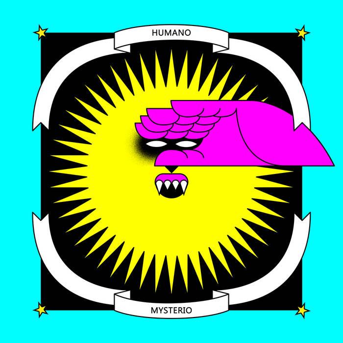 Humano Mysterio cover art