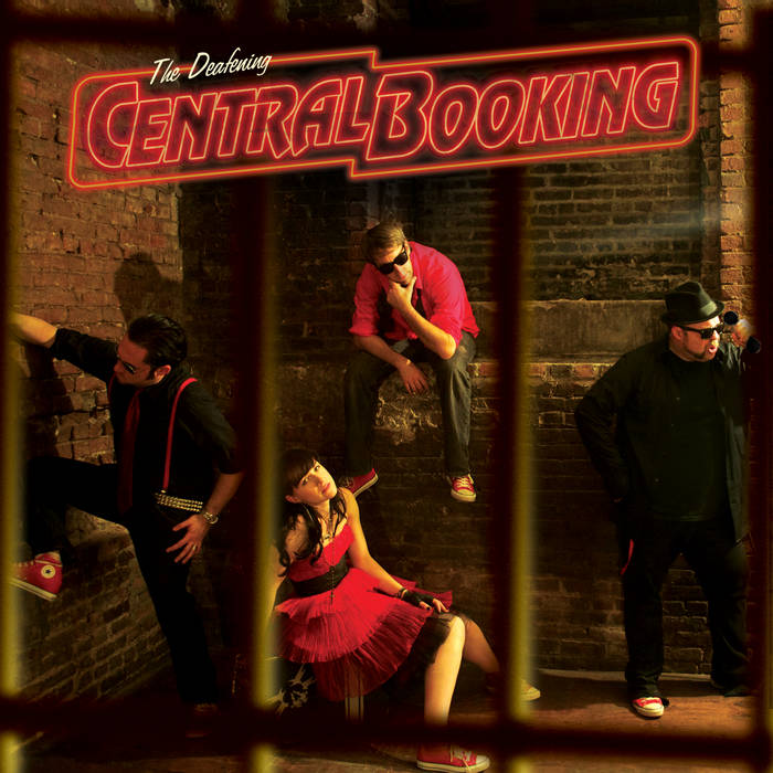 Central Booking cover art