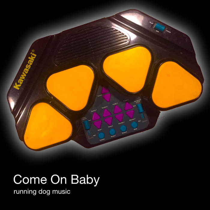Come On Baby cover art