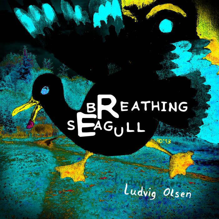 Breathing Seagull cover art