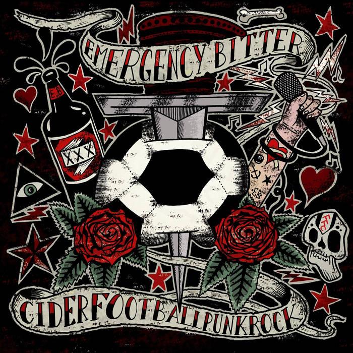 Ciderfootballpunkrock cover art