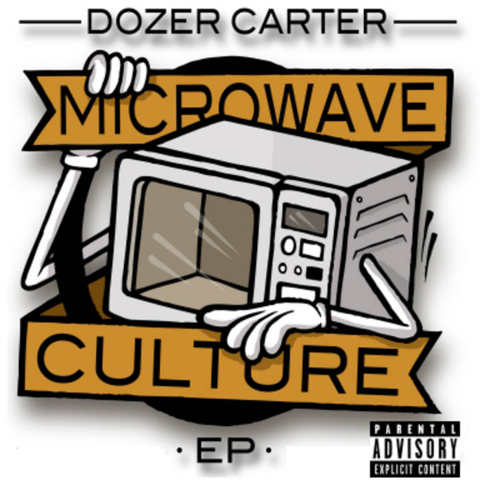 Microwave Culture EP cover art