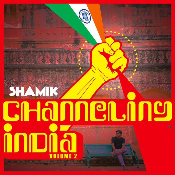 Channeling India vol 2 cover art
