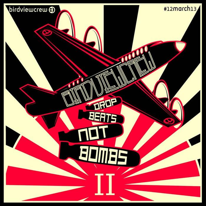 Drop Beats Not Bombs II cover art