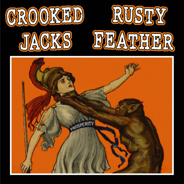 Split Crooked Jacks - Rusty Feather cover art