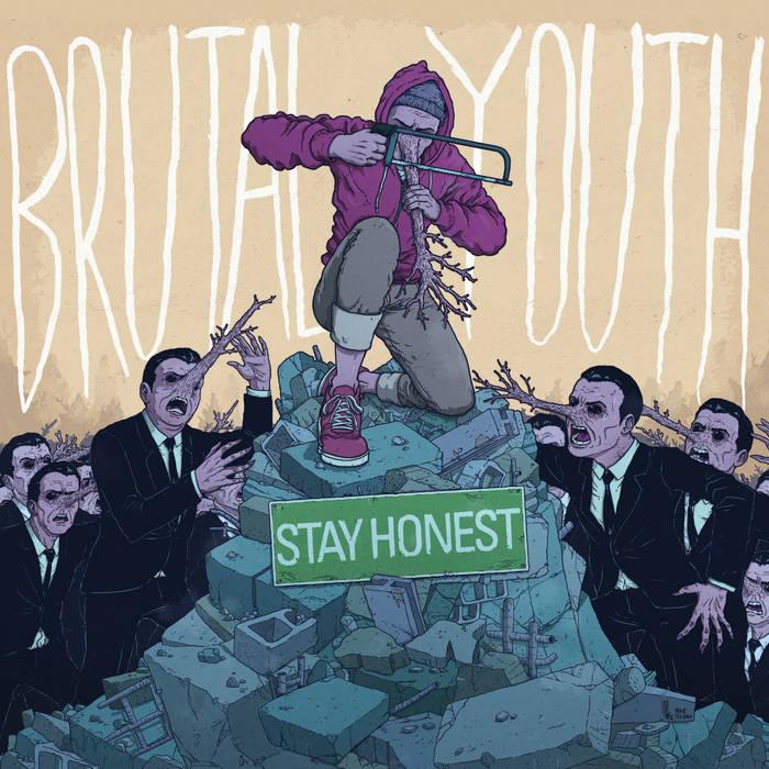 Stay Honest cover art