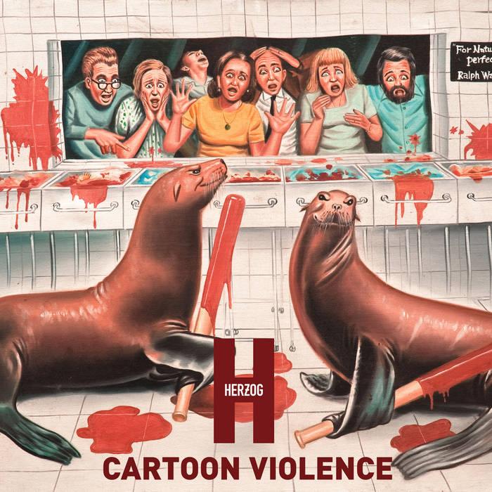 Cartoon Violence cover art