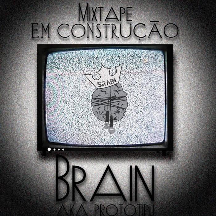 """Mixtape """"Em contrução"""" (2015) cover art"""
