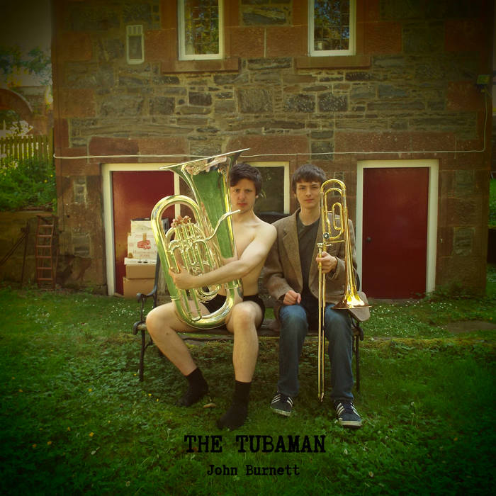 The Tubaman cover art