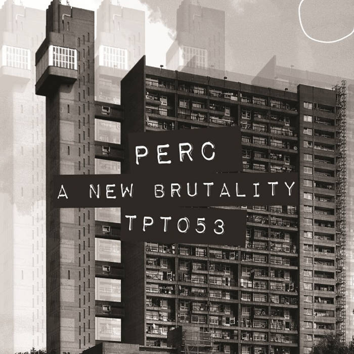 A New Brutality cover art