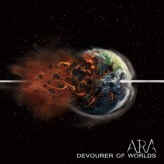 Devourer of Worlds cover art